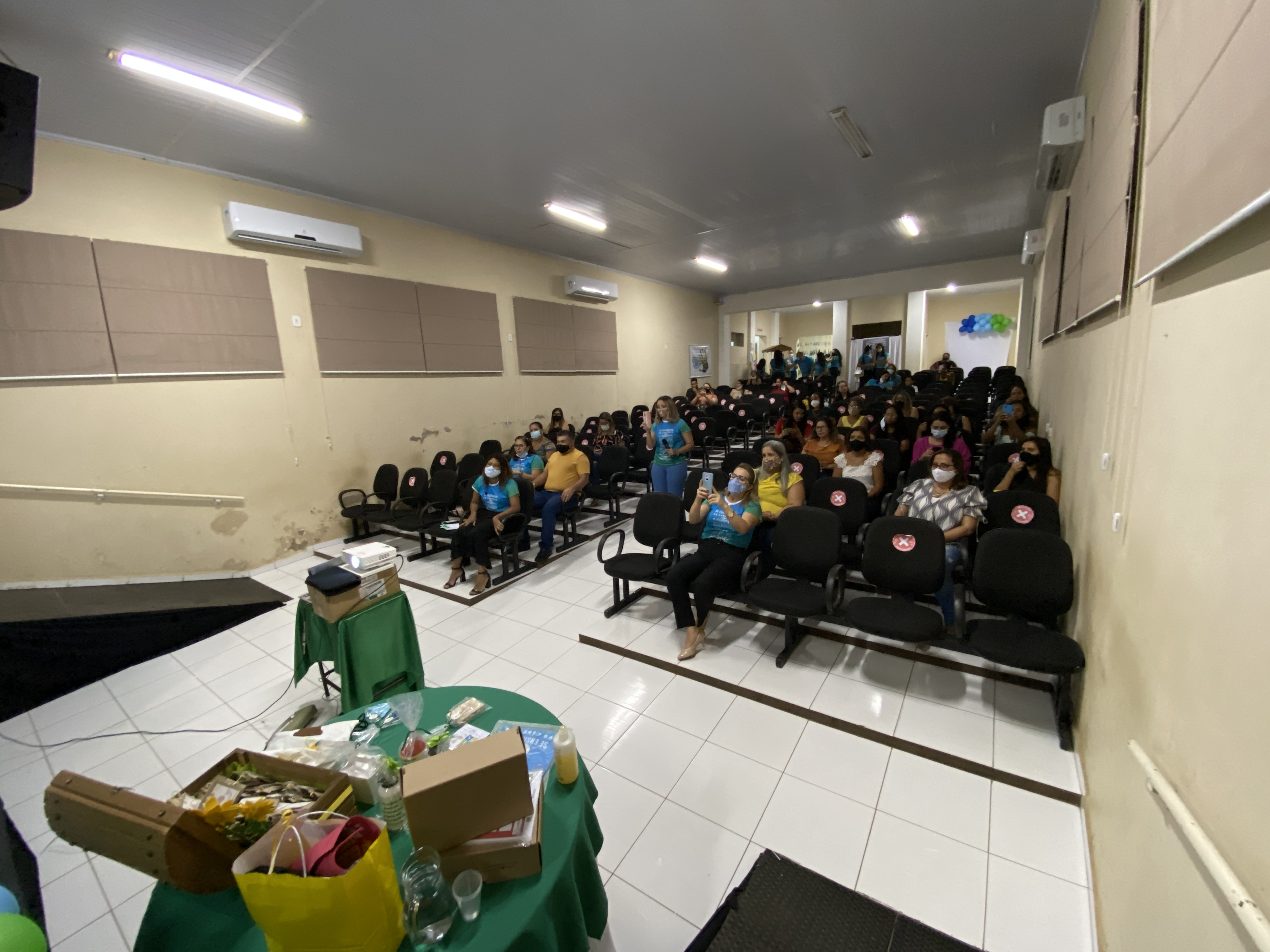 Foto: Foto: Allana Neves/Ascom-PMC