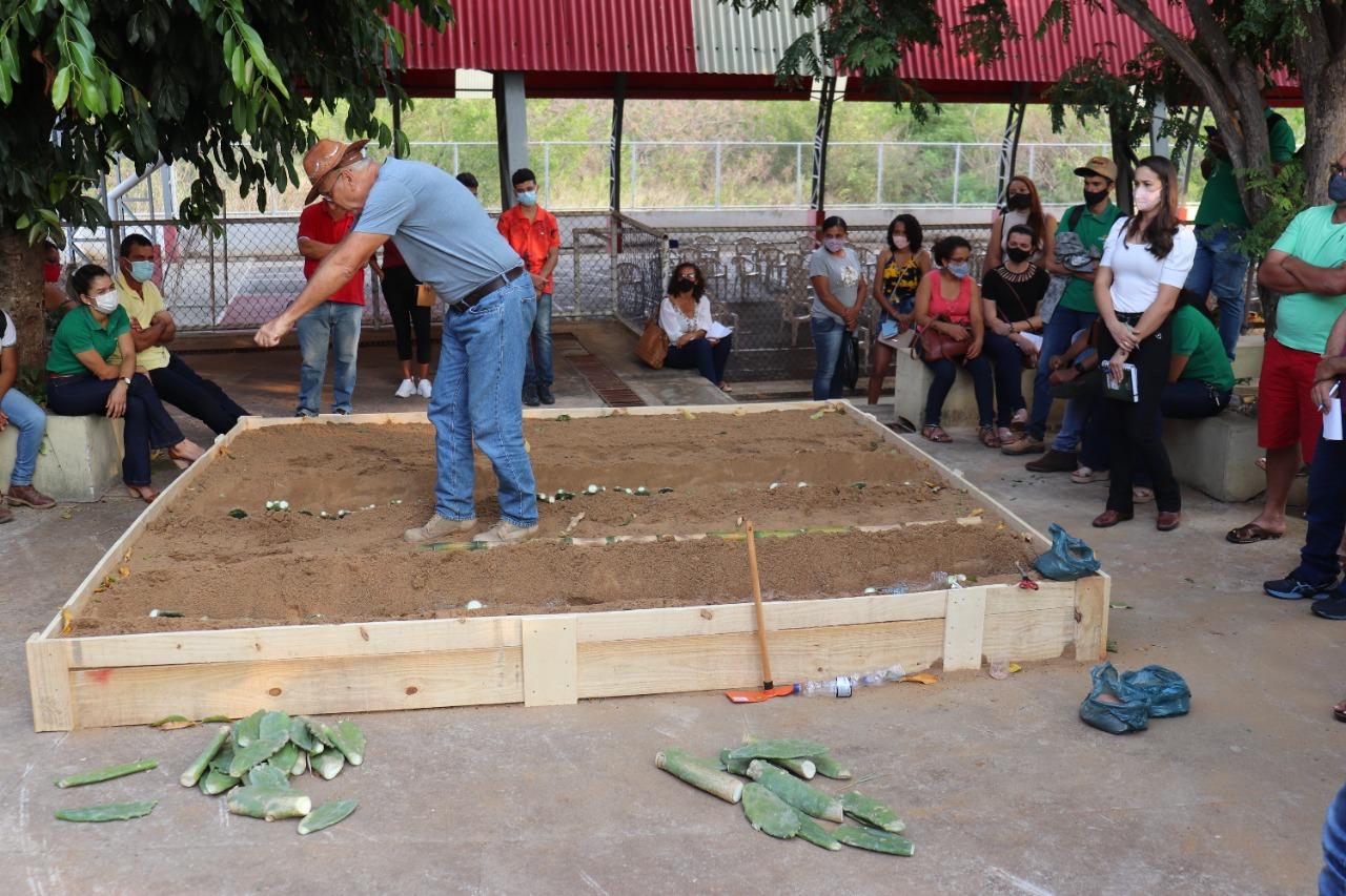 Foto: Foto: Everson Vicente - ASCOM/PMC