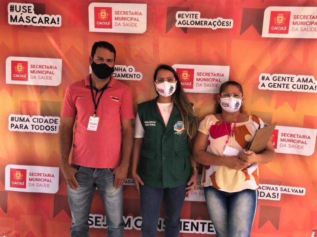 Foto: Foto: Divulgação/Sec. Saúde